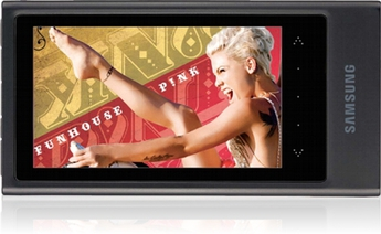 Produktfoto Samsung YP-P3JCB Rockstar Edition