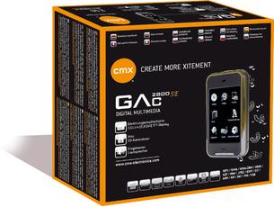 Produktfoto CMX GAC 2800SE