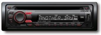 Produktfoto Sony CDX-GT33U