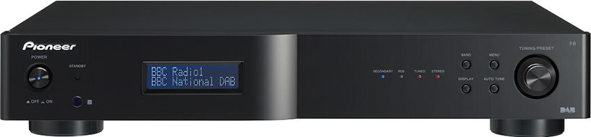 pioneer f f6 mkii dab dab tuner radio tests. Black Bedroom Furniture Sets. Home Design Ideas