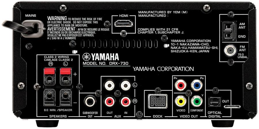 Crx Yamaha