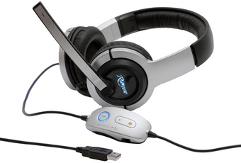 Produktfoto Verbatim 47621 Rapier USB Gaming Headset