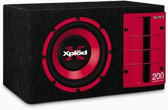 Produktfoto Sony XS-AW 200 X