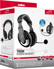 Produktfoto Speed Link SL-8743-SBK Thebe 2 Stereo PC Headset