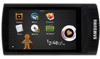 Produktfoto Samsung YP-R1JE
