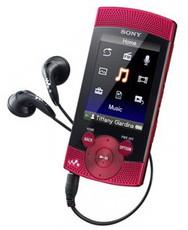 Produktfoto Sony NWZ-S545