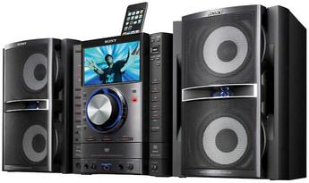Produktfoto Sony MHC-GZR33DI