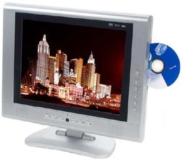 Produktfoto Odys LCD TV 15 DVD