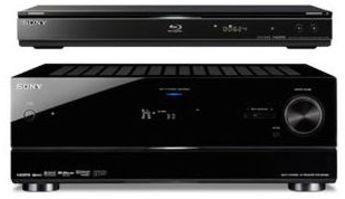Produktfoto Sony AVB-DN360 (STR-DN1000/BDP-S360)