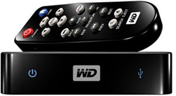 Produktfoto Western Digital WDBAAL0000NBK WD TV MINI