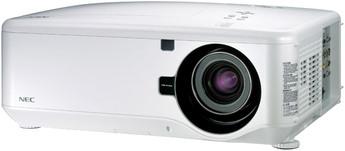 Produktfoto NEC NP4100W
