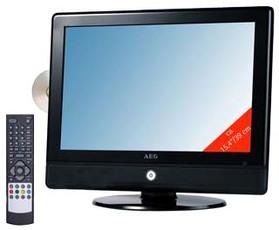 Produktfoto AEG CTV 4946 LCD/DVD/DVB-T