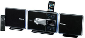 Produktfoto AEG MC 4429 CD
