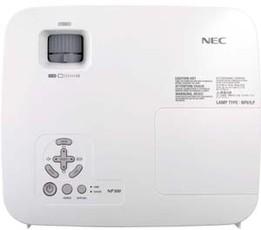 Produktfoto NEC NP410W