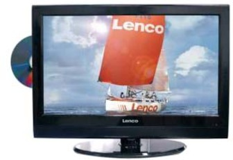 Produktfoto Lenco DVT-2641