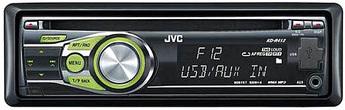 Produktfoto JVC KD-R412
