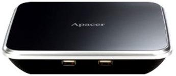 Produktfoto Apacer AL460 FULL HD Mediaplayer