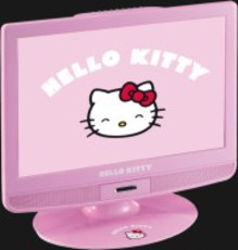 Produktfoto Ingo Hello Kitty Customized
