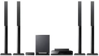Produktfoto Sony BDV-E 970 W