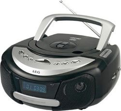 Produktfoto AEG SR 4328 CD-MP3
