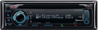 Produktfoto Kenwood KDC-BT50U