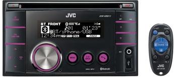 Produktfoto JVC KW-XR811E