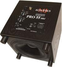Produktfoto Mj Acoustics PRO 55 MKI