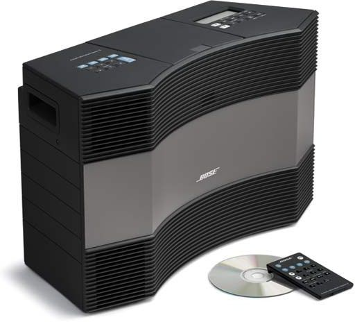 bose acoustic wave music system ii cd kompaktanlage tests erfahrungen im hifi forum. Black Bedroom Furniture Sets. Home Design Ideas