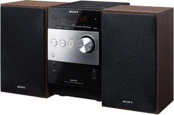 Produktfoto Sony CMT-FX200