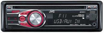 Produktfoto JVC KD-R411E