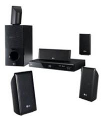 Produktfoto LG HB650SA