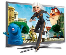 Produktfoto Samsung UE40C8000