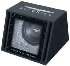 Produktfoto Hifonics TX10BP