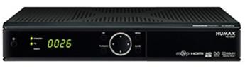 Produktfoto Humax HD 5500T MHP