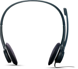 Produktfoto Logitech Clear CHAT Stereo SO00157