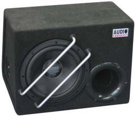 Produktfoto Audio System HX 08 SQ BR