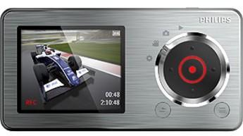 Produktfoto Philips Gogear CAM SA2CAM04K
