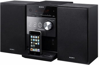 Produktfoto Sony CMT-FX300I