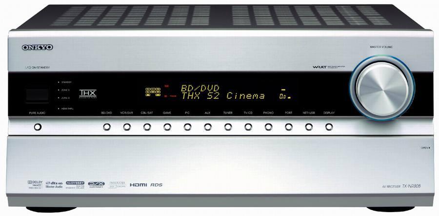 Produktbild onkyo tx-nr-808
