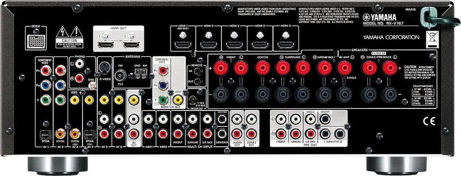 Yamaha Rx V Manual