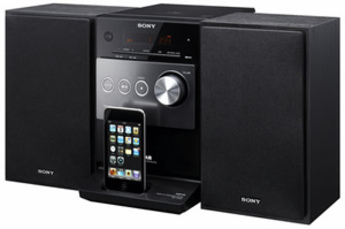 Produktfoto Sony CMT-FX350I