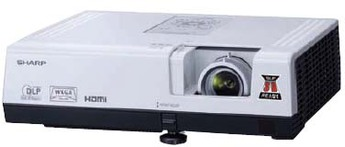 Produktfoto Sharp PG-D3550W