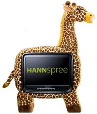 Produktfoto Hannspree Hannsgiraffe