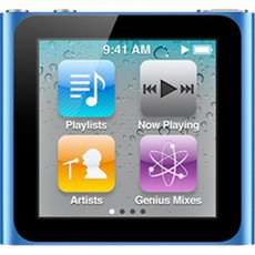 Produktfoto Apple iPod NANO (6.GEN.)