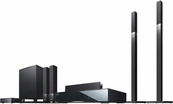 Produktfoto Sony BDV-IZ1000W