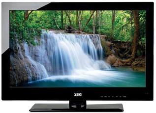 Produktfoto SEG Vermont LED BLU TV