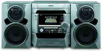 Produktfoto Sony MHC-BX 3