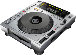 Produktfoto Pioneer CDJ-850