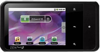 Produktfoto Creative ZEN Touch 2