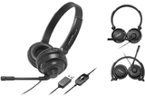 Produktfoto Audio-Technica  ATH-750COM USB